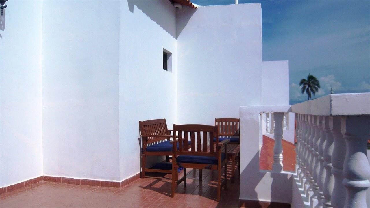 Villa tipo dúplex en Chitré Panamá