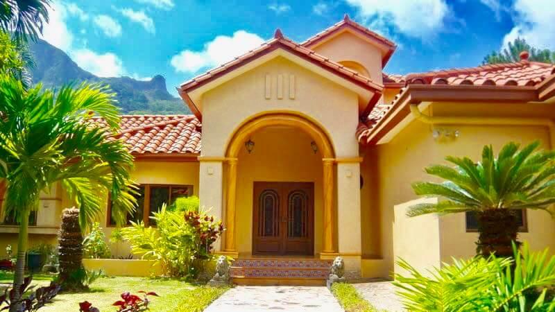 Villa estilo balinés en el corazón de Altos del María