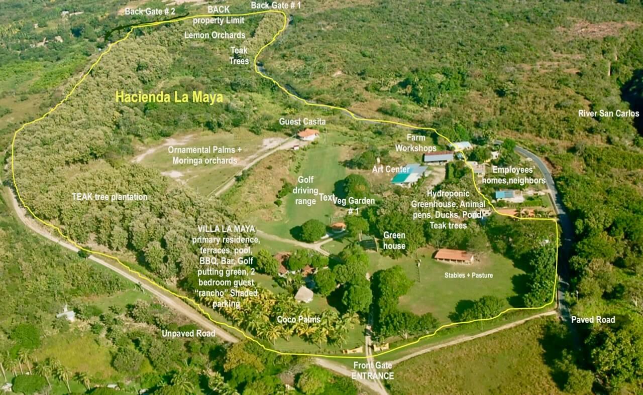 Hacienda la Maya