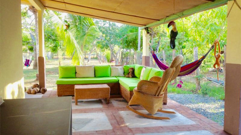 Maison 3 chambres bien située au Panama