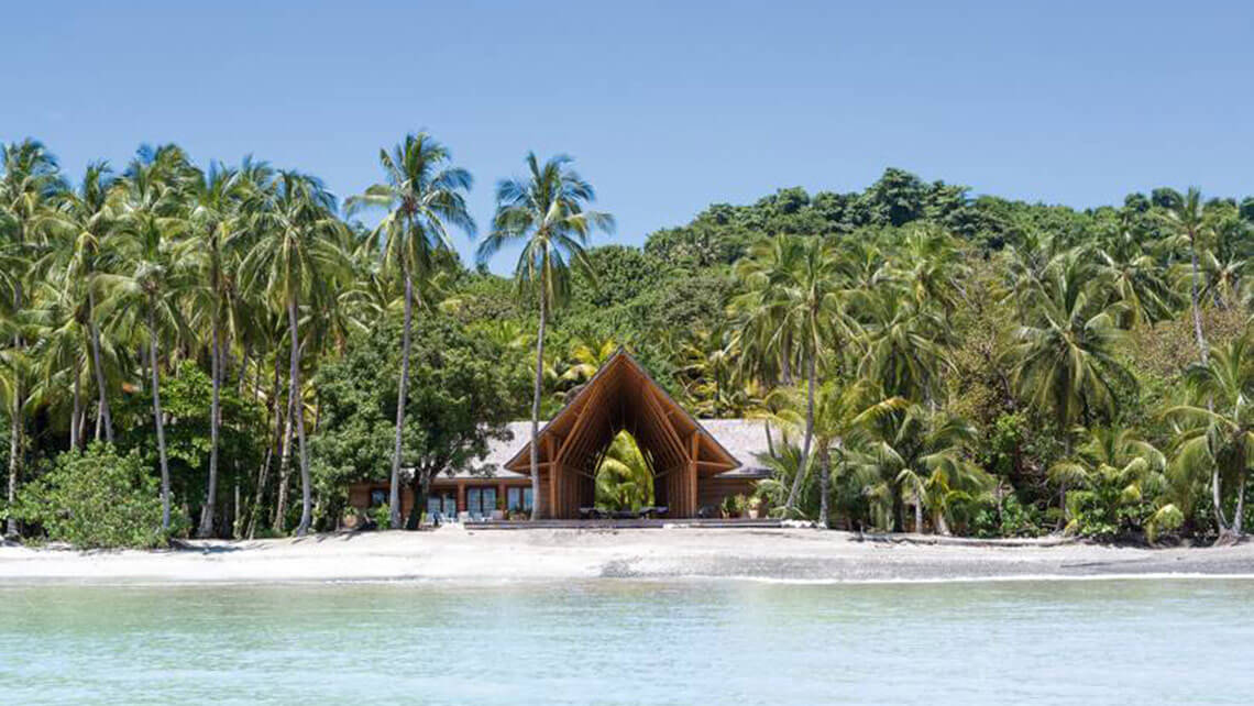 islas secas Las provincias de Panamá